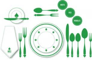 the proper place setting district weddings