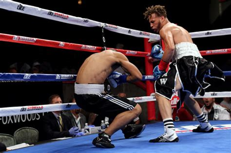 William And Mba Vs nick delomba w ud 8 amos cowart pound4pound p4p