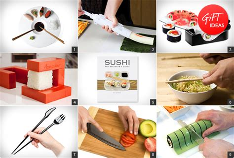 photo presents gift ideas sushi lover