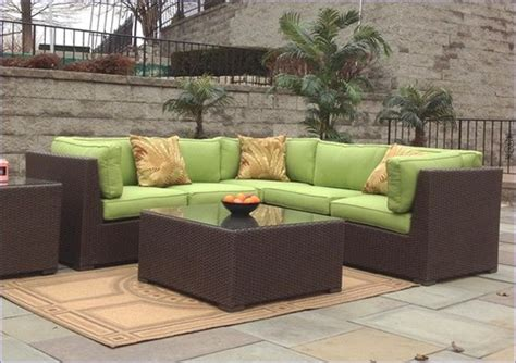 5 top of the line sectional sofa choices for your patio