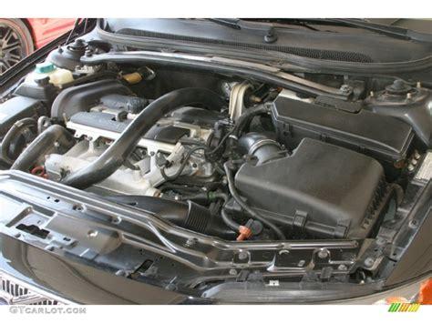 2004 volvo v70 2 5t 2 5 liter turbocharged dohc 20 valve 5