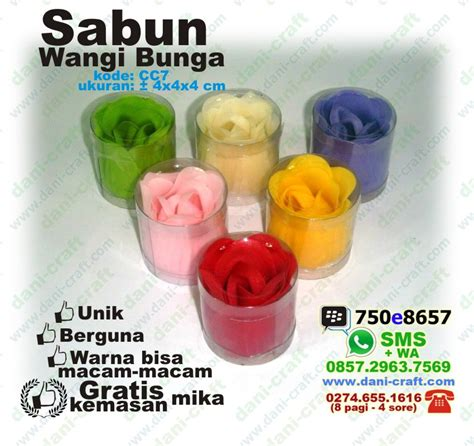 Sabun Unik souvenir sabun wangi bunga souvenir pernikahan