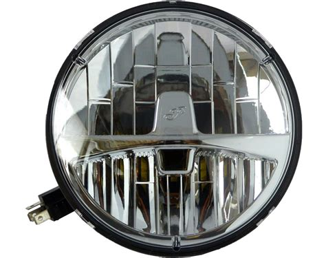 headlights and lights 7 quot pathfinder led headlight indian motorcycle
