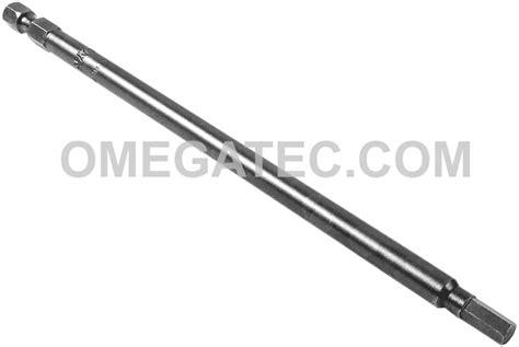 Hex Bit Socket 4mm 1 2 Lippro Diskon am 4mm 6 apex 1 4 socket hex allen hex power drive bits metric