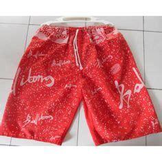 Celana Mikro Bali celana kain anak motif bir bali tinggi 41cm batas pemisah 27cm lingkar pinggang 33cm bahan