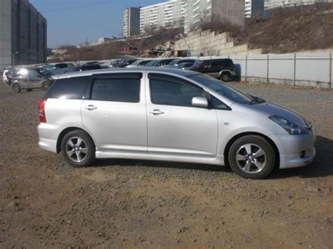 toyota wish 2005 toyota wish 2 0 g related infomation specifications