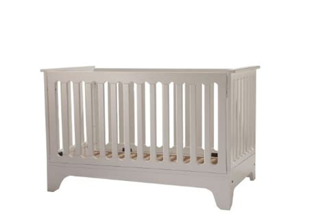 Pali Gala Crib by Pali Presto Fixed Sides Folding Crib White Baby Products