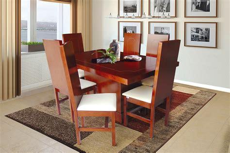 comedores modernos minimalistas baratos rusticos  sillas
