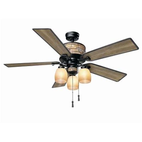 hton bay ellijay 52 in indoor outdoor iron