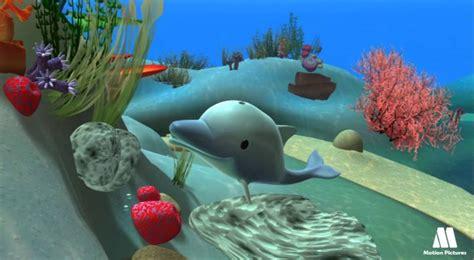 animales del mar gran delf n el delfin explora los animales del mar con caricaturas