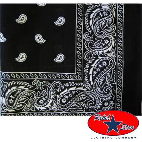 tattoo bandana design paisley bandana rockabilly 80s 60s skater