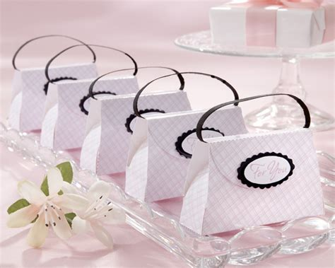 Bridal Shower Souvenirs by Glass Slipper Events Bridal Shower Favors