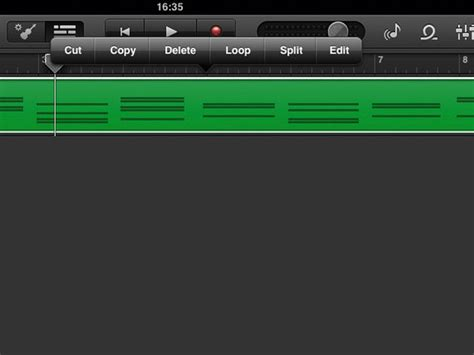 how to edit midi notes in garageband for ios getting