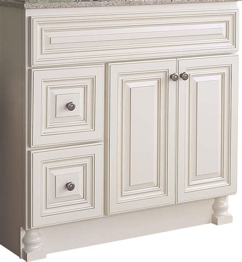 36 bathroom vanity with drawers jsi cabinetry wheaton 36 quot bathroom vanity base 2 doors