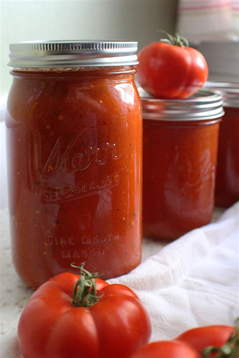 Canned Tomato Juice Shelf by Canned Tomato Sauce Cupcake Rehab