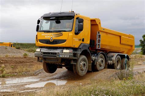Renault Kerax Inşaat Kamyonu Kamyon Kamyonet