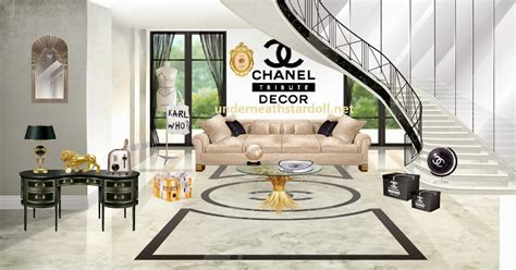 Chanel Decorations by Chanel Decor Tribute Released Stardoll Free Underneath