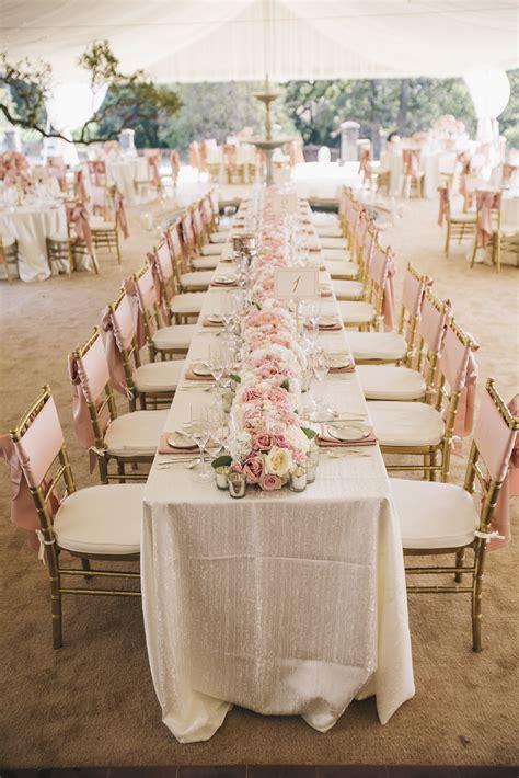 long table wedding traditional austin wedding wedding table settings