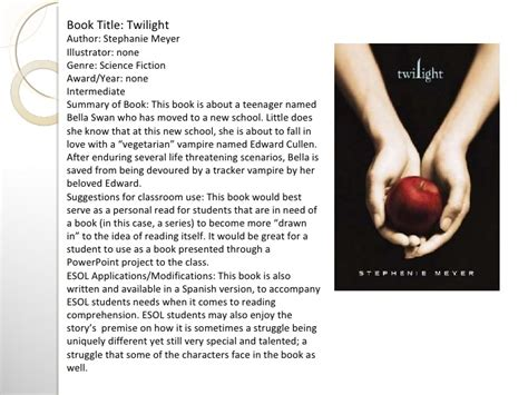 twilight book report directions on how to choose a proper essay outline format