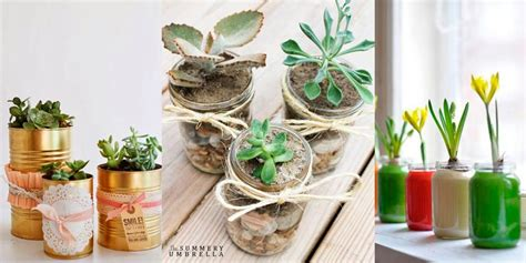 decorar botellas y tarros de cristal ideas para reciclar tarros de cristal en casa flota