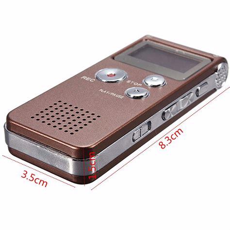 Perekam Suara Digital Voice Recorder 8gb R29 perekam suara digital voice recorder 8gb r29 black jakartanotebook