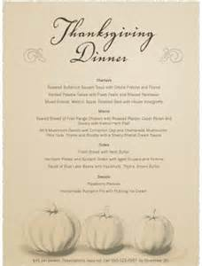 thanksgiving day menu template thanksgiving day menu thanksgiving menus