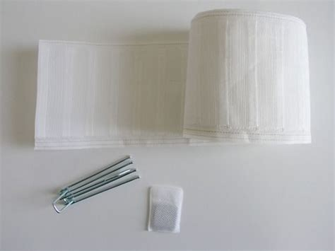 how to sew curtain tape 25 best ideas about pinch pleat curtains on pinterest