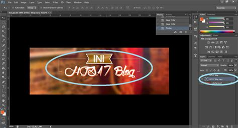 membuat logo ini talkshow tutorial membuat logo ini talkshow dengan photoshop hfs17