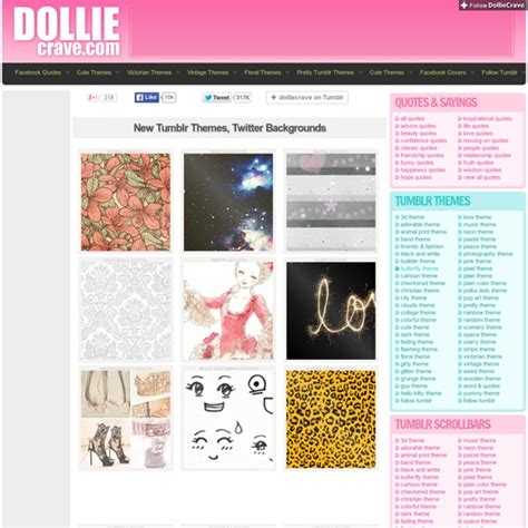 tumblr themes free dolliecrave quotes and sayings tumblr themes twitter backgrounds