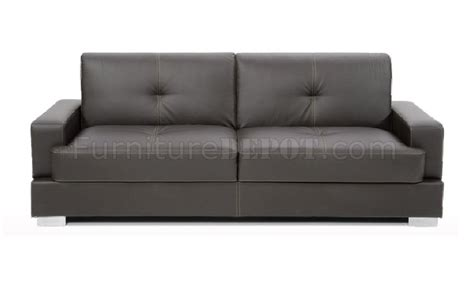 lifestyle solutions sofa bed lifestyle solutions coronado bycast leather sofa bed in brown