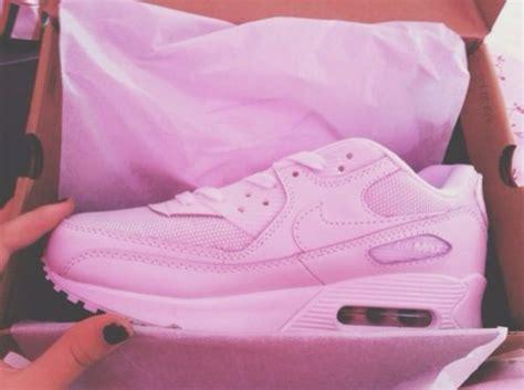 shoes nike air max nike air pink pastel nike air max