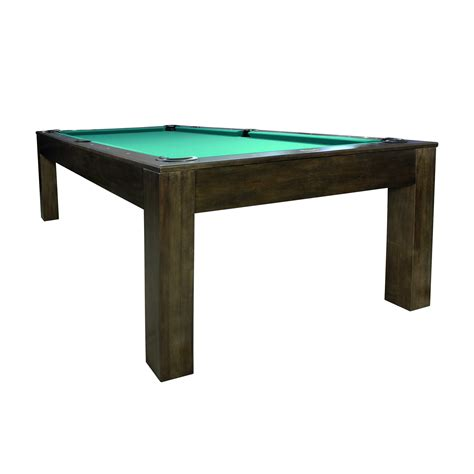 imperial penelope pool table imperial penelope with dining top walnut pool table sizes