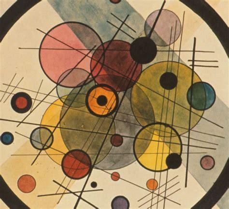 imagenes abstractas de kandinsky kandinsky un momento de abstracci 243 n vivimos el arte en
