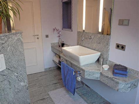 granit badezimmer huber schl 246 gel 166 wellnessb 228 der aus naturstein