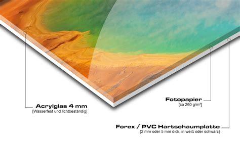 bilder aus acrylglas bilder hinter acrylglas foto venth