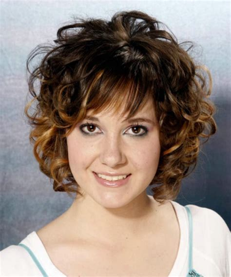 easy hairstyles short curly hair cute hairstyles for curly hair 2014