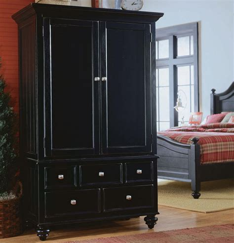 bedroom black tv wardrobe bedroom armoire design
