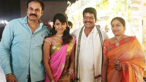 actor raja and his wife actor sivaji raja s daughter wedding youtube