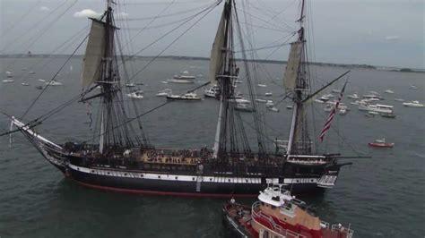 suit of sails uss constitution uss constitution sets sail