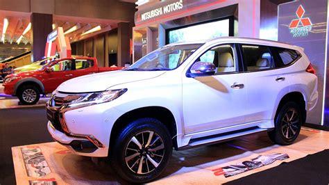 Mini Dan 4 Di Indonesia Mitsubishi Indonesia Di Pameran Otomotif Medan 2017