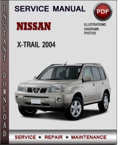 2005 nissan x trail service repair manual download autos post