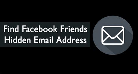 Search For Friends On By Email Address 50 Best Tricks And Hacks 2016