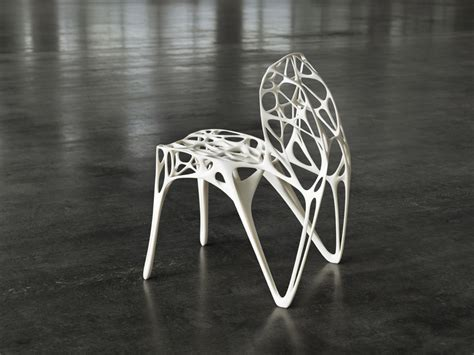 stuhl 3d druck parametric generico chair by marco hemmerling