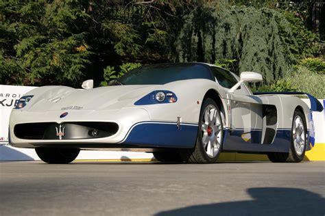 Maserati New York by Maserati Mc12 2005 New York City Concours D Elegance