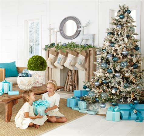 coastal christmas inspiration simple stylings