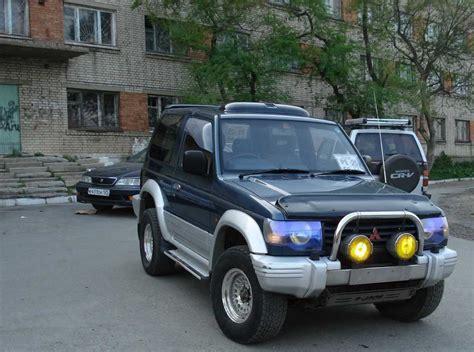 how does cars work 1993 mitsubishi pajero head up display 1993 mitsubishi pajero pictures 3000cc gasoline automatic for sale