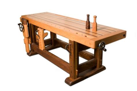 carpentry bench custom npcs hand made woodworking bench by gerspach handcrafted