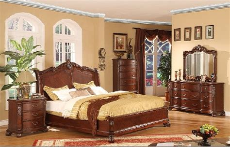 Wood Bedroom Sets White Solid Wood Bedroom Furniture At The Galleria