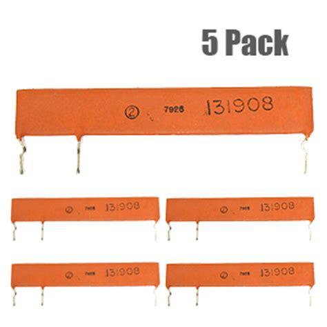 high voltage divider resistor g17753a pkg 5 high resistance high voltage divider