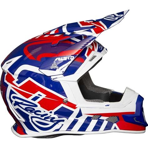 jt racing motocross gear jt racing 2017 als 1 0 red white blue helmet at mxstore
